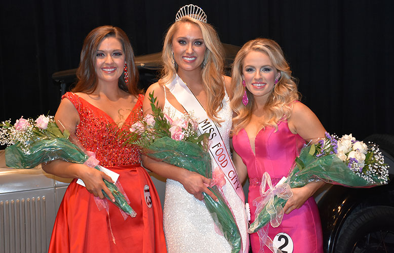 Callie Corum Crowned Miss Food City 2017