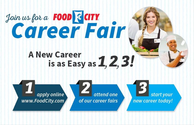 Food City Career Fair