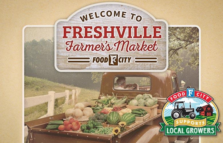 Freshville Farmer's Market