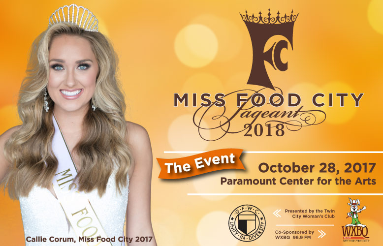 Miss Food City 2018 Pageant