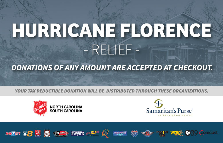 food city fundraising campaign to aid hurricane florence relief efforts