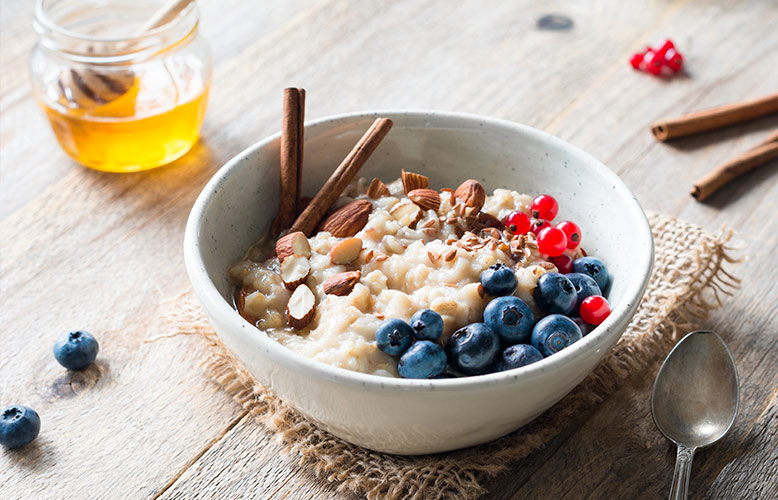 Wellness Club —  Oatmeal Day