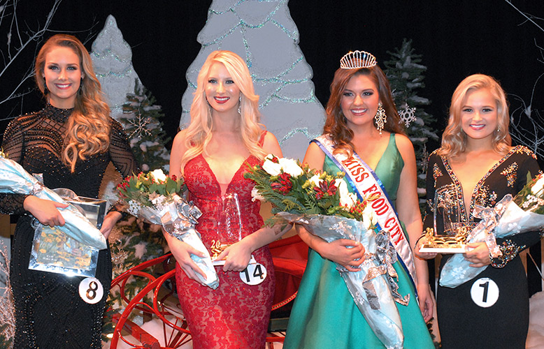 Megan Grace Stanley Crowned Miss Food City 2019