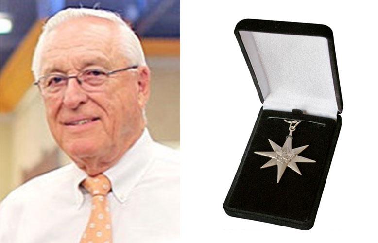 Emerson Breeden Receives North Star Award
