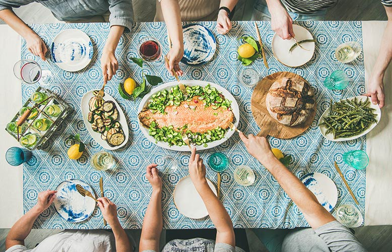 Wellness Club — Summer Foods for a Good Mood