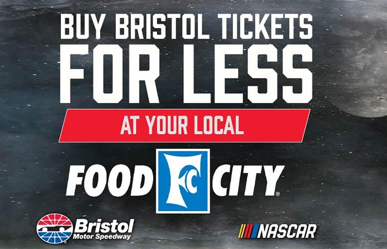 Bristol Motor Speedway Ticket Sales