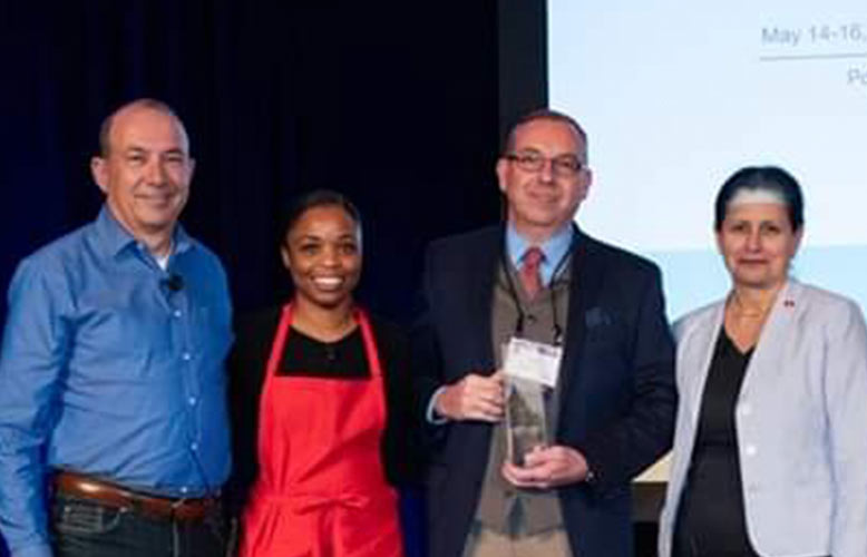 Tim Collins Named Store Manager of the Year