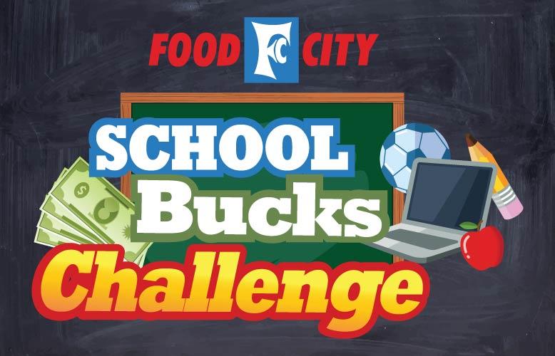 Food City Set To Kickoff School Bucks Challenge