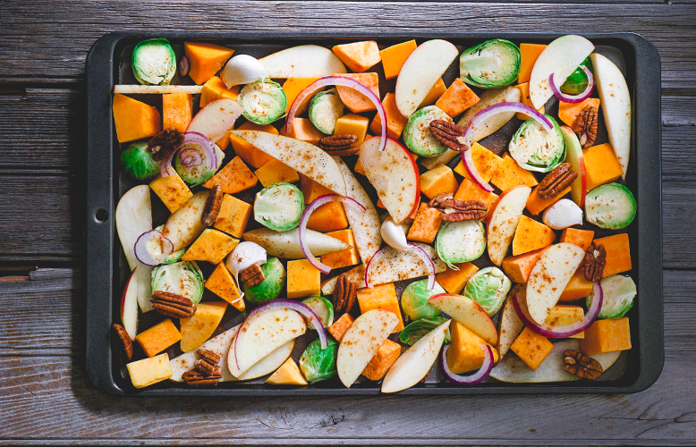 Wellness Club — Fall in Love with Fall Produce