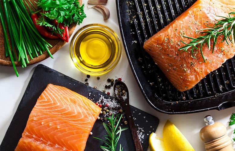 Wellness Club — Scrumptious Seafood