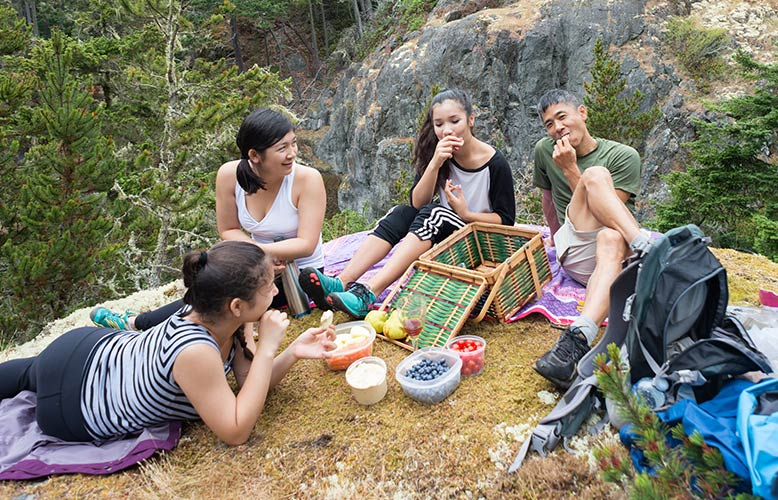 Wellness Club — Nutrition Tips for Hiking