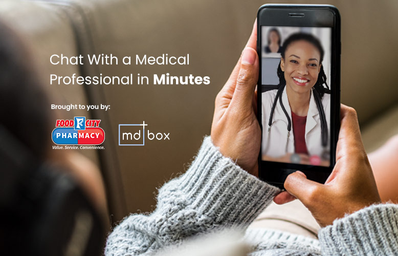 Food City Offers MDBox Telehealth
