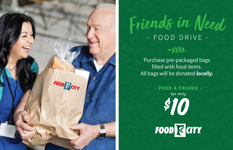 Holiday Friends in Need Food Drive