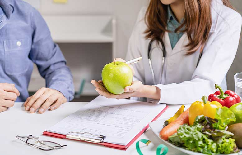 Wellness Club — What is a Registered Dietitian Nutritionist?