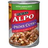 Alpo Prime Cuts In Gravy Homestyle With...