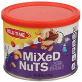 Valu Time Mixed Nuts