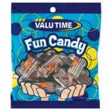 Valu Time Peanut Butter Bars Fun Candy