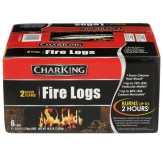 Charking 2 Hour Fire Logs