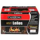 Charking 3 Hour Fire Logs