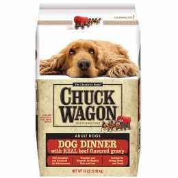 Who Makes Chuck Wagon Dog Food