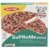 Valu Time Supreme Pizza