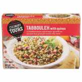 Culinary Tours Tabbouleh And Quinoa