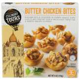 Culinary Tours Indian Butter Chicken Bites