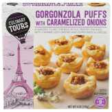Culinary Tours Caramelized Onion And Gorgonzola Pa...