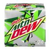 Mtn Dew Soda, Diet