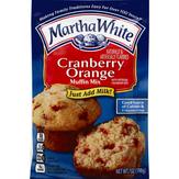 Martha White Cranberry Orange Muffin Mix