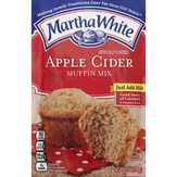 Martha White Apple Cider Muffin Mix