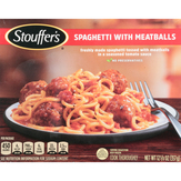 Stouffer's  Signature Classics Spaghetti With...