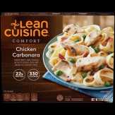 Lean Cuisine  Culinary Collection Chicken Carbonara