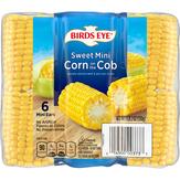 Birds Eye Sweet Mini Corn On The Cob