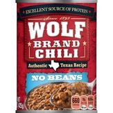 Wolf Brand No Beans Chili
