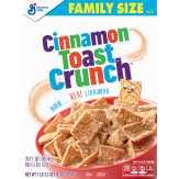 General Mills Cinnamon Toast Crunch Bre