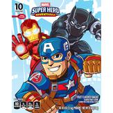 Betty Crocker Fruit Flavored Snacks, Marvel Super Hero Adventures, 10 Pack