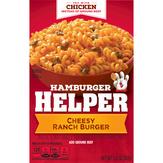 Betty Crocker Cheesy Ranch Burger Hamburger Helper