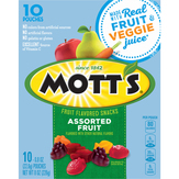 Mott's  Medleys Fruit Flavored Snacks Asso...