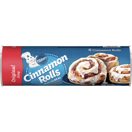 Food City Pillsbury Cinnabon Cinnamon Rolls 8 Ct