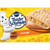 Pillsbury Sausage - 4 Ct. Toaster Scrambles