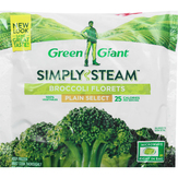 Green Giant Select Broccoli Florets Valley Fres...