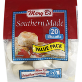 Mary B's Southern Made 20 Ct Biscuits