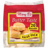 Mary B's Butter Taste 20 Ct Biscuits