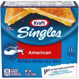 Kraft  Singles American Cheese Slices - 1...