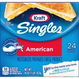 Kraft Cheese Slices, American