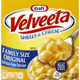 Velveeta  Shells & Cheese Family Size Dinner...