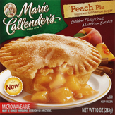 Marie Callender's Peach Peach Pie