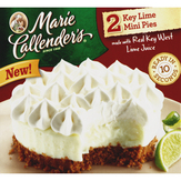 Marie Callender's Key Lime Mini Pies