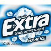 Extra Gum, Sugarfree, Polar Ice